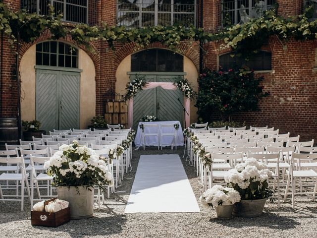 Il matrimonio di Attilio e Alessandra a Asti, Asti 15