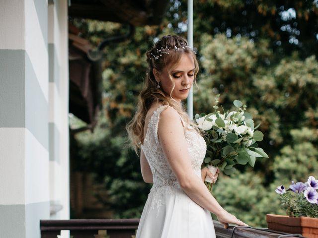 Il matrimonio di Attilio e Alessandra a Asti, Asti 24