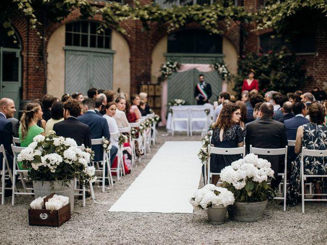 Il matrimonio di Attilio e Alessandra a Asti, Asti 30
