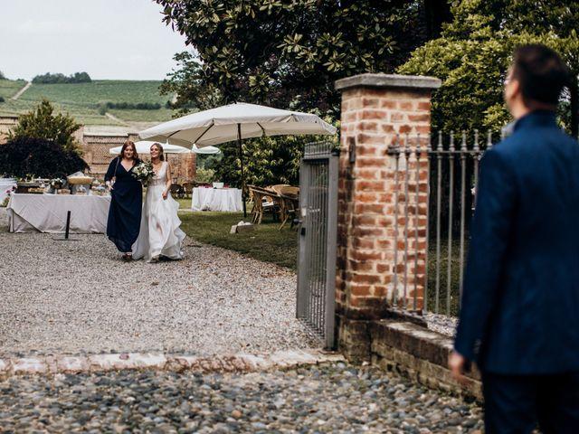 Il matrimonio di Attilio e Alessandra a Asti, Asti 31