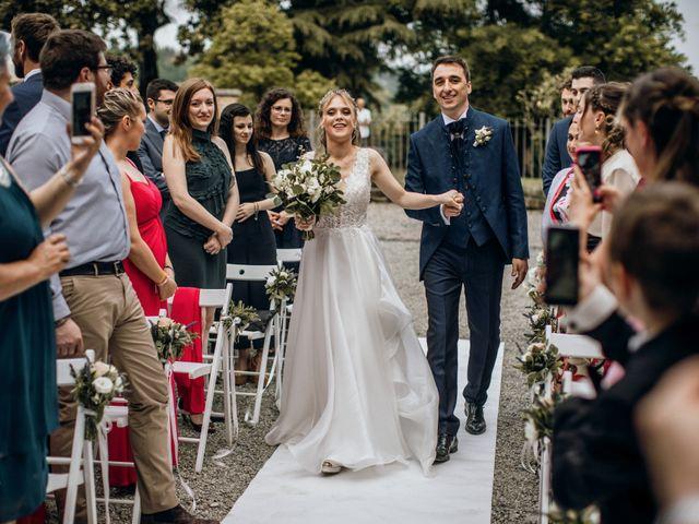 Il matrimonio di Attilio e Alessandra a Asti, Asti 32