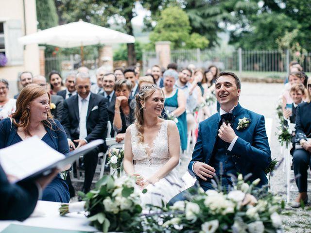 Il matrimonio di Attilio e Alessandra a Asti, Asti 33
