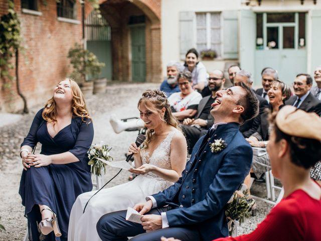 Il matrimonio di Attilio e Alessandra a Asti, Asti 34