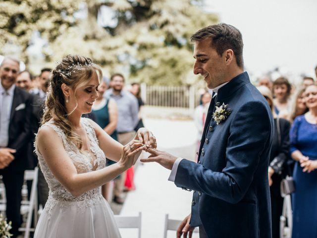 Il matrimonio di Attilio e Alessandra a Asti, Asti 36