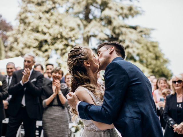 Il matrimonio di Attilio e Alessandra a Asti, Asti 37