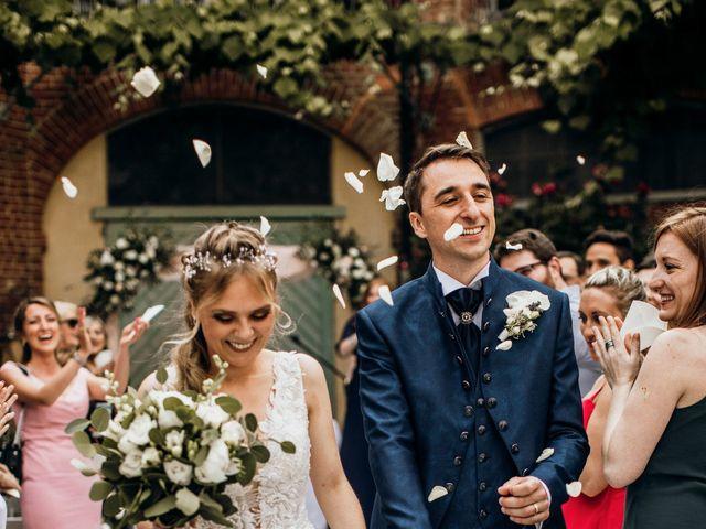 Il matrimonio di Attilio e Alessandra a Asti, Asti 40