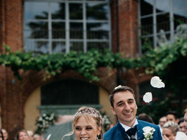 Il matrimonio di Attilio e Alessandra a Asti, Asti 41