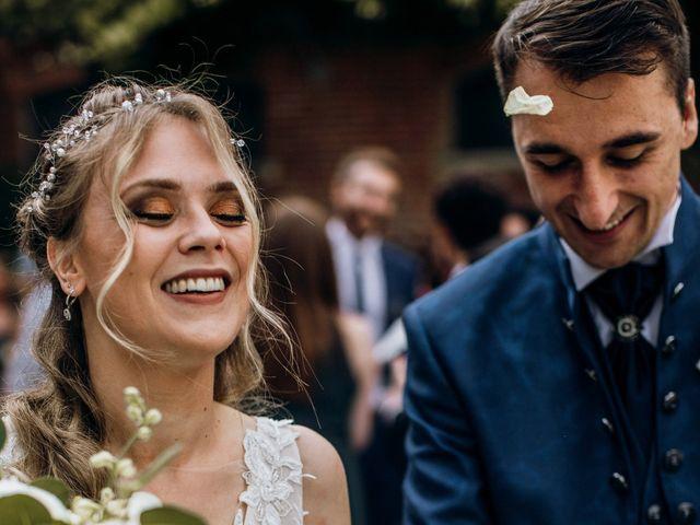 Il matrimonio di Attilio e Alessandra a Asti, Asti 42