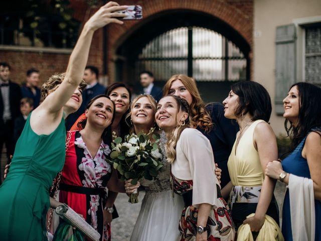 Il matrimonio di Attilio e Alessandra a Asti, Asti 44