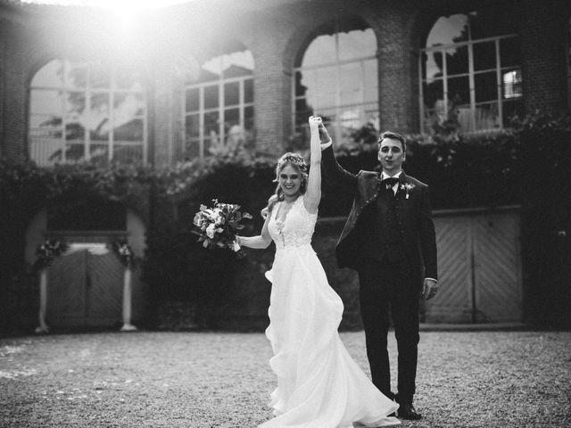 Il matrimonio di Attilio e Alessandra a Asti, Asti 52