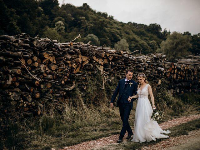 Il matrimonio di Attilio e Alessandra a Asti, Asti 65