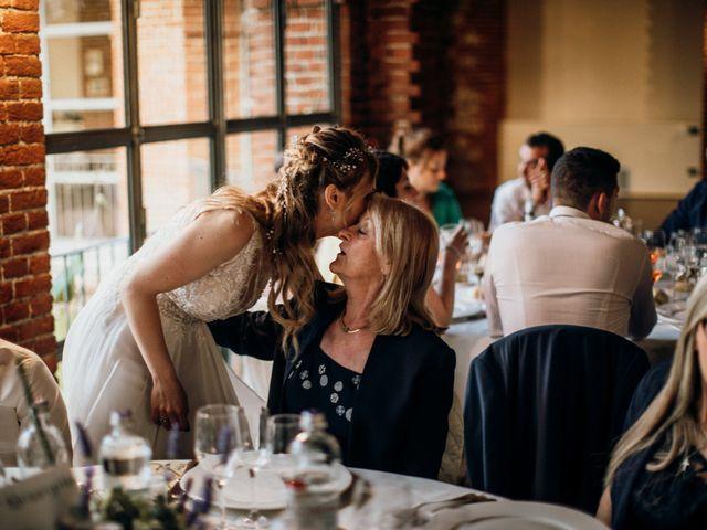 Il matrimonio di Attilio e Alessandra a Asti, Asti 72