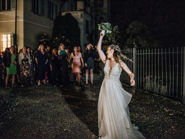 Il matrimonio di Attilio e Alessandra a Asti, Asti 76