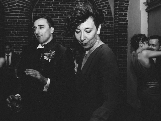 Il matrimonio di Attilio e Alessandra a Asti, Asti 83