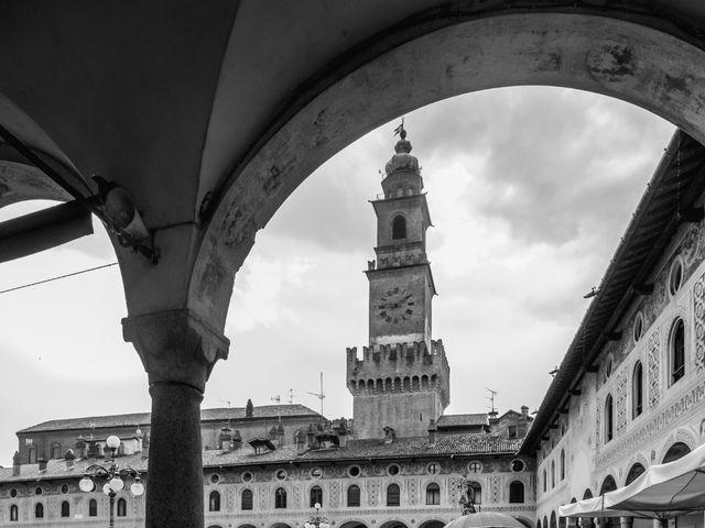 Il matrimonio di Valeria e Pietro a Vigevano, Pavia 19
