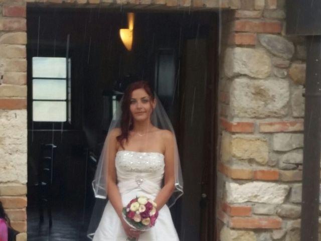 Il matrimonio di Daniele e Elisa a Castiglione d'Orcia, Siena 3