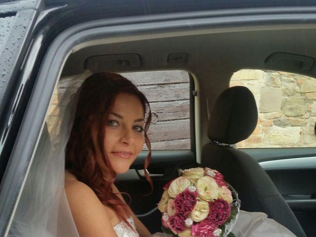 Il matrimonio di Daniele e Elisa a Castiglione d'Orcia, Siena 5