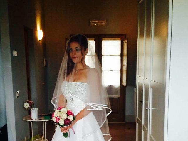 Il matrimonio di Daniele e Elisa a Castiglione d'Orcia, Siena 9