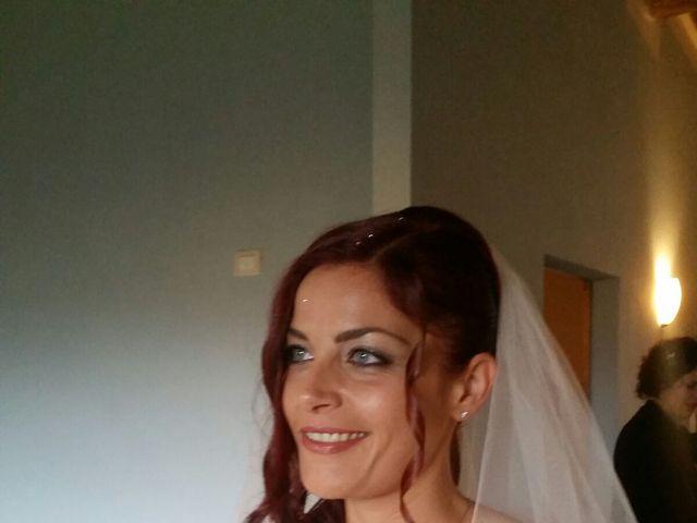 Il matrimonio di Daniele e Elisa a Castiglione d'Orcia, Siena 12
