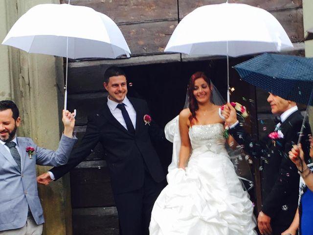Il matrimonio di Daniele e Elisa a Castiglione d'Orcia, Siena 20