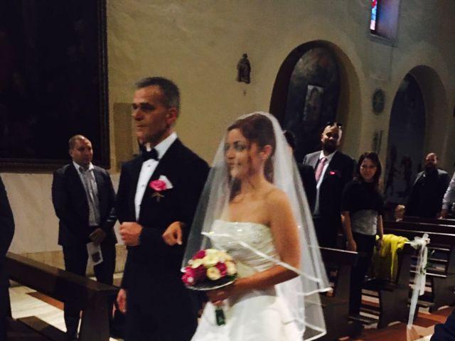 Il matrimonio di Daniele e Elisa a Castiglione d'Orcia, Siena 21