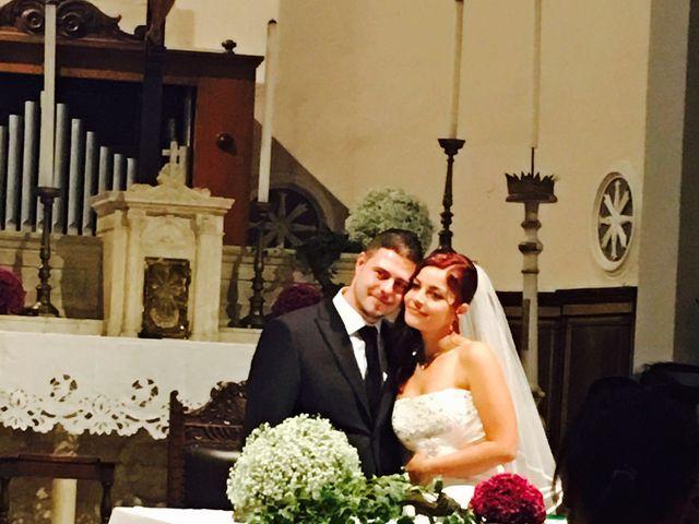Il matrimonio di Daniele e Elisa a Castiglione d'Orcia, Siena 22
