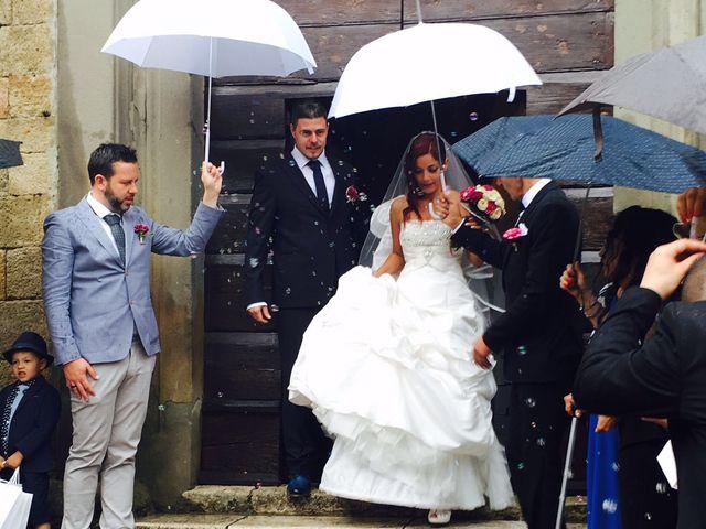 Il matrimonio di Daniele e Elisa a Castiglione d'Orcia, Siena 24