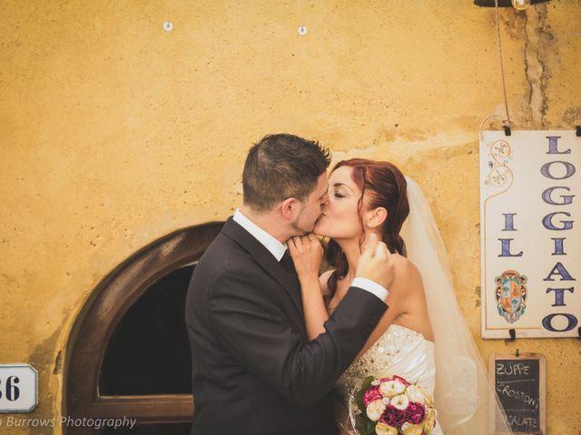 Il matrimonio di Daniele e Elisa a Castiglione d'Orcia, Siena 1