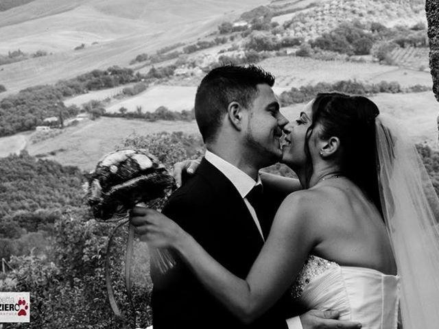 Il matrimonio di Daniele e Elisa a Castiglione d'Orcia, Siena 2