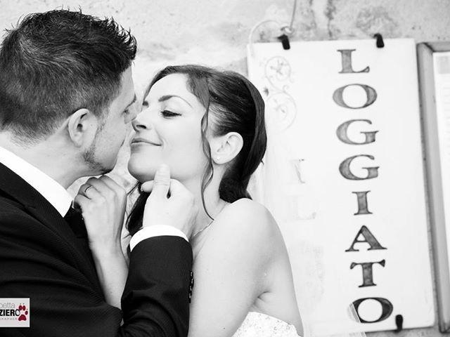 Il matrimonio di Daniele e Elisa a Castiglione d'Orcia, Siena 28