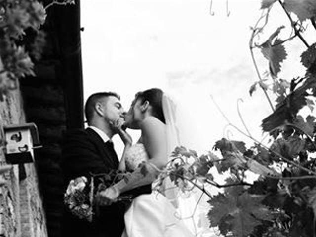 Il matrimonio di Daniele e Elisa a Castiglione d'Orcia, Siena 30
