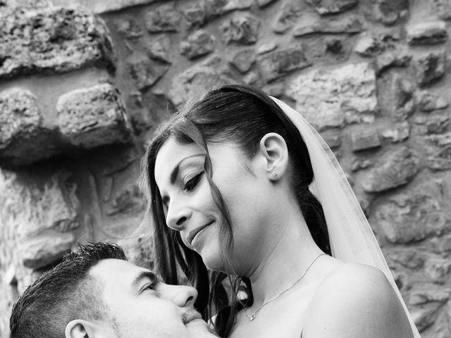 Il matrimonio di Daniele e Elisa a Castiglione d'Orcia, Siena 35