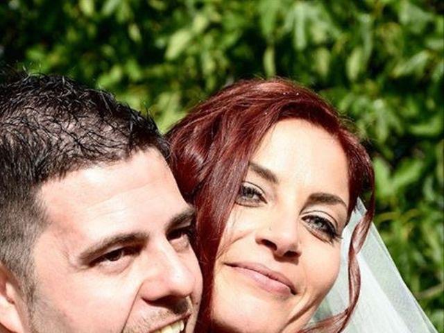 Il matrimonio di Daniele e Elisa a Castiglione d'Orcia, Siena 37