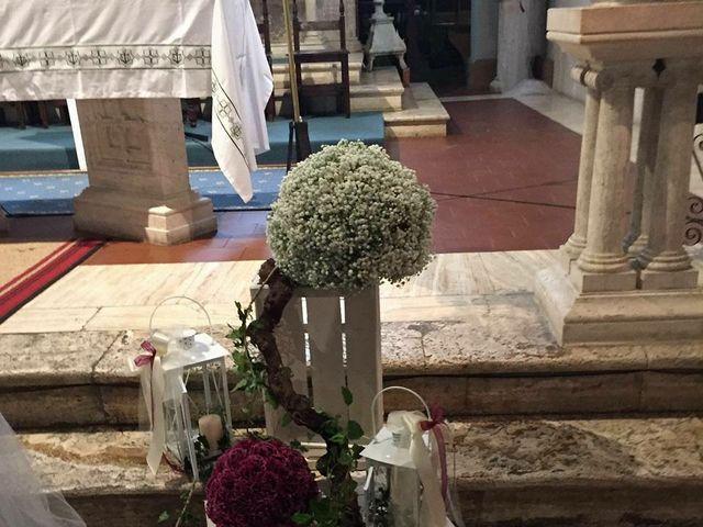 Il matrimonio di Daniele e Elisa a Castiglione d'Orcia, Siena 45