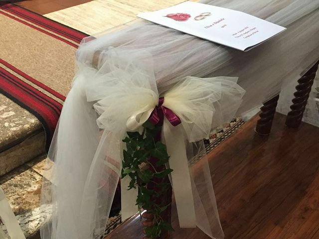 Il matrimonio di Daniele e Elisa a Castiglione d'Orcia, Siena 46