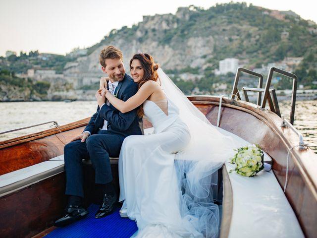 Le nozze di Assunta e Marco