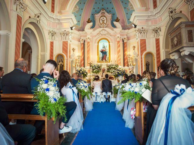 Il matrimonio di Bruno e Lucia a Gerace, Reggio Calabria 6