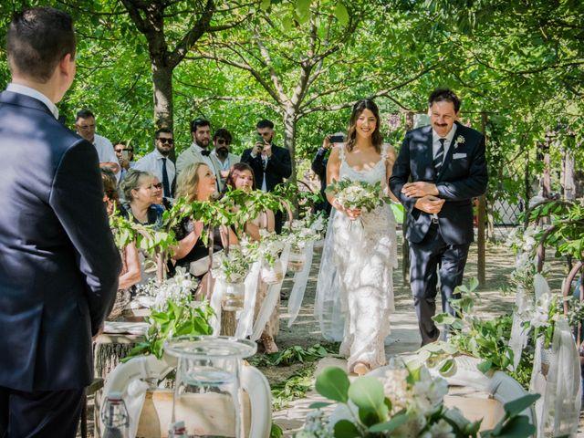 Il matrimonio di Andrea e Sara a Lu, Alessandria 40