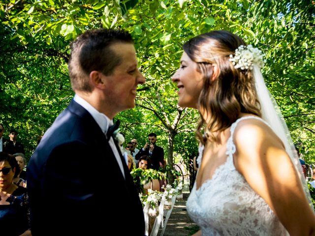 Il matrimonio di Andrea e Sara a Lu, Alessandria 42