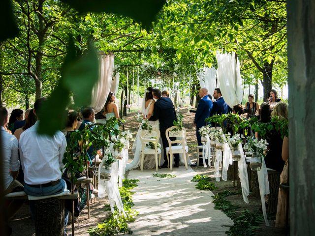 Il matrimonio di Andrea e Sara a Lu, Alessandria 43