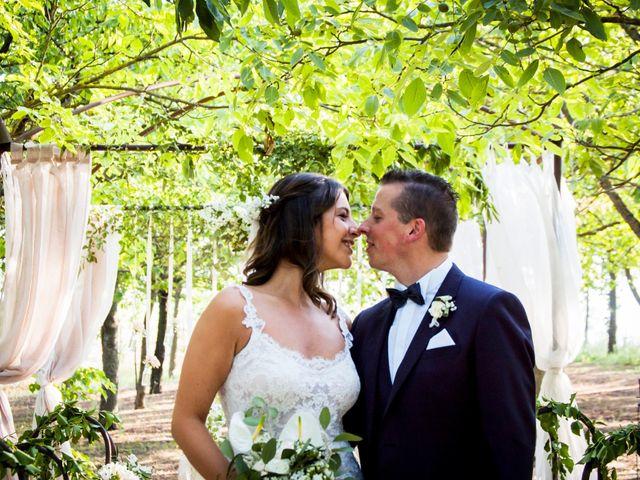 Il matrimonio di Andrea e Sara a Lu, Alessandria 44