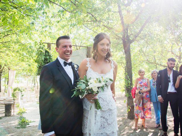 Il matrimonio di Andrea e Sara a Lu, Alessandria 45