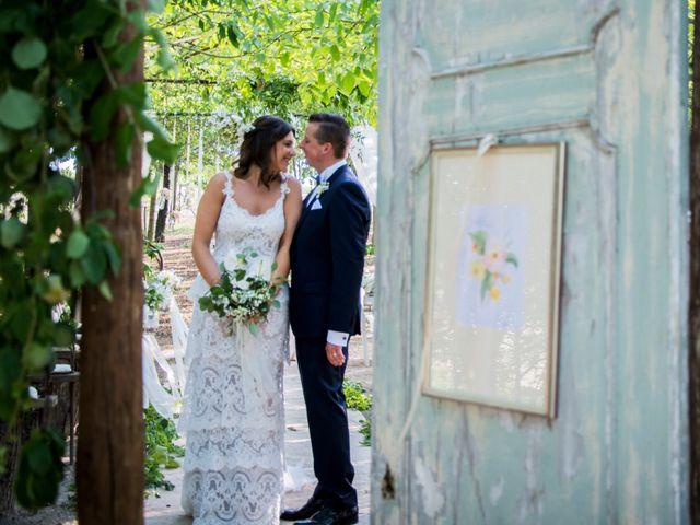 Il matrimonio di Andrea e Sara a Lu, Alessandria 46