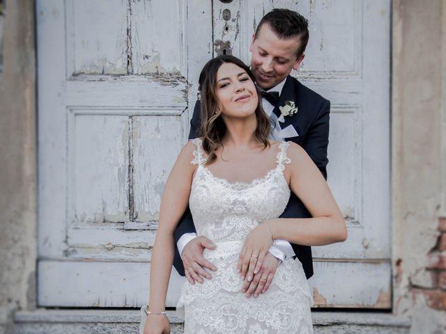 Il matrimonio di Andrea e Sara a Lu, Alessandria 66