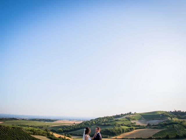 Il matrimonio di Andrea e Sara a Lu, Alessandria 70