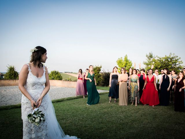 Il matrimonio di Andrea e Sara a Lu, Alessandria 80