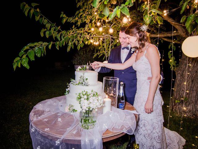 Il matrimonio di Andrea e Sara a Lu, Alessandria 89