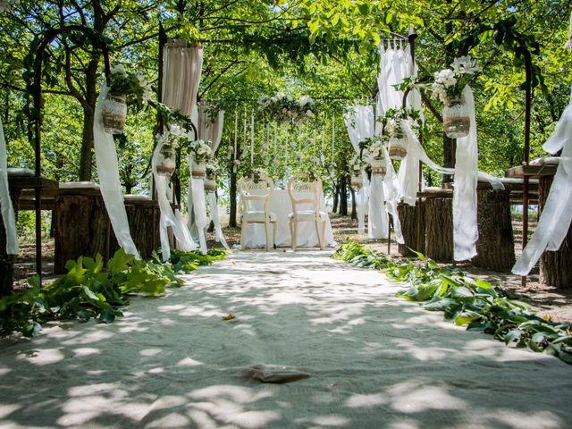 Il matrimonio di Andrea e Sara a Lu, Alessandria 102