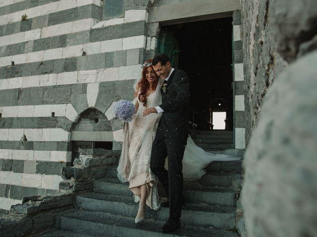 Il matrimonio di Michele e Emanuela a Sarzana, La Spezia 38