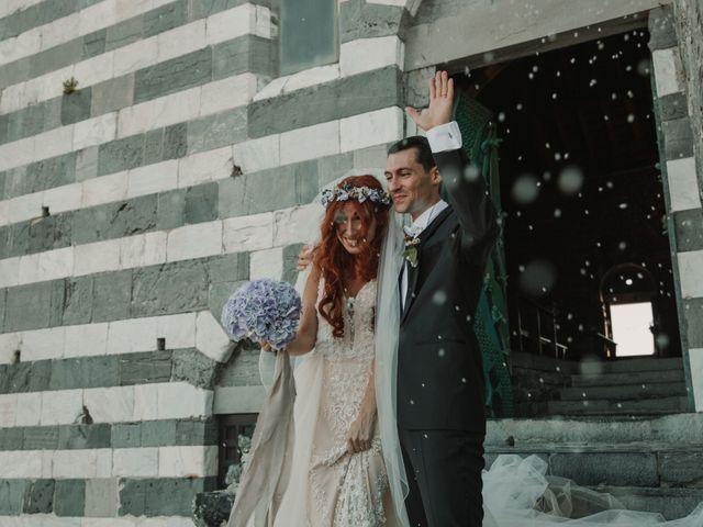 Il matrimonio di Michele e Emanuela a Sarzana, La Spezia 39